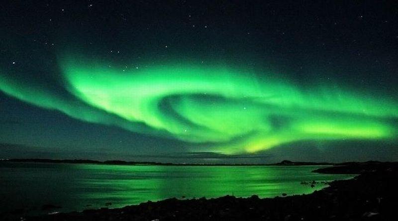 Fenomena Aurora Terindah di Dunia