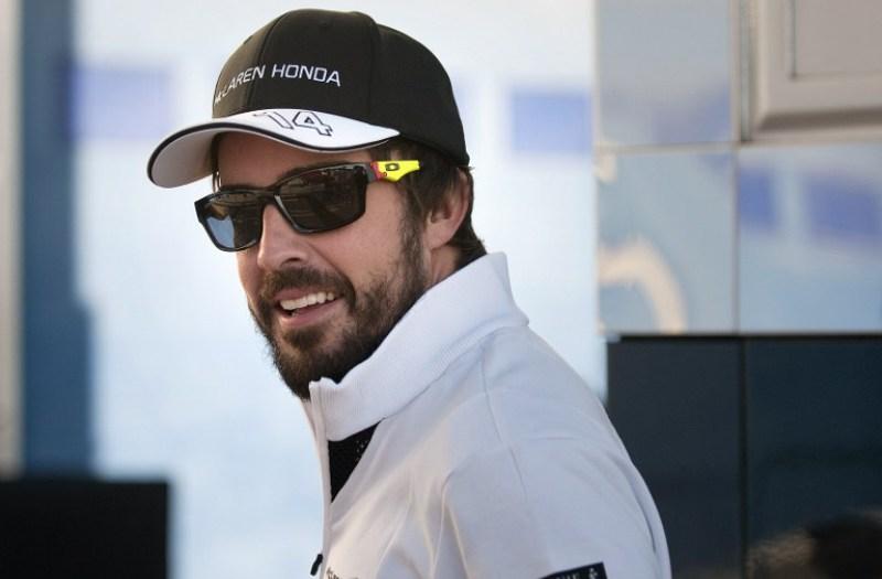 Kecelakaan Alonso Sangat Aneh