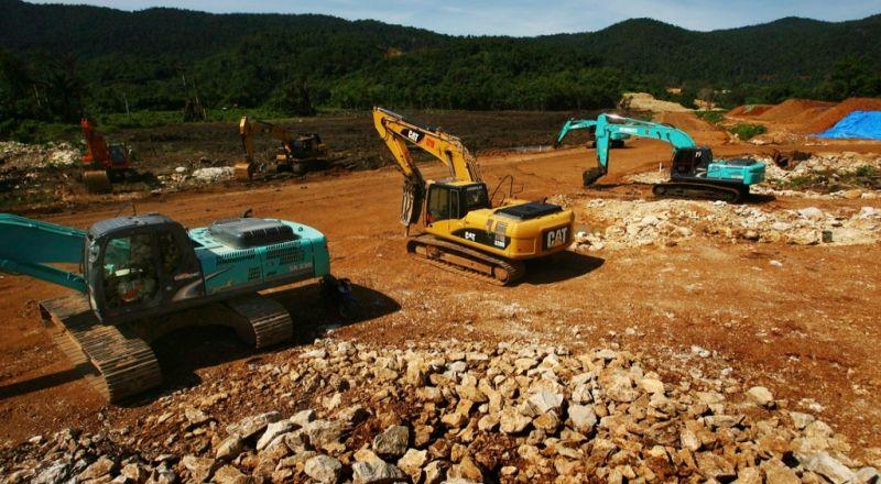 \Terkena Proyek Infrastruktur, Tanah Masyarakat Tak Bisa Dijual\