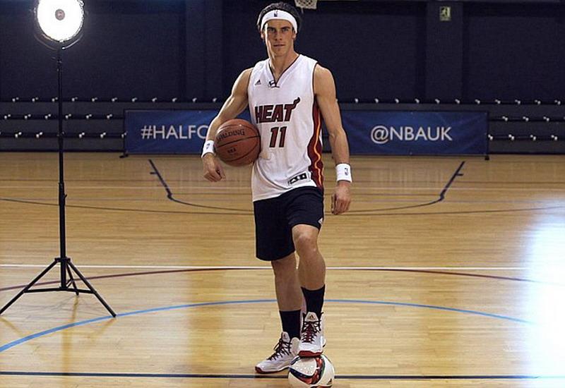 Unjuk Kebolehan Bale Bermain Basket