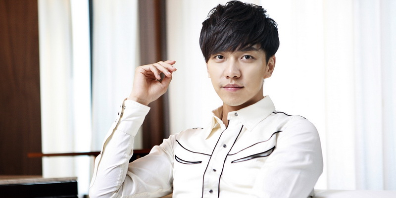 Lee Seung Gi Rampungkan Album Comeback