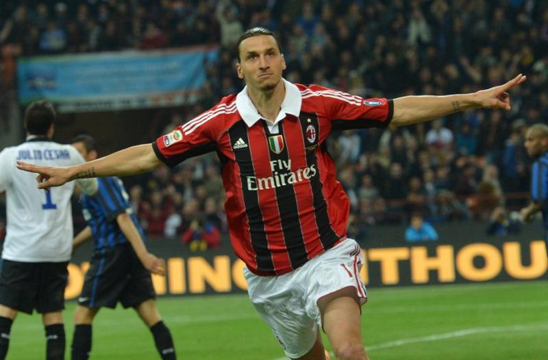 Milan Mulai Jajaki Misi Pulangkan Ibrahimovic (Foto: AFP)