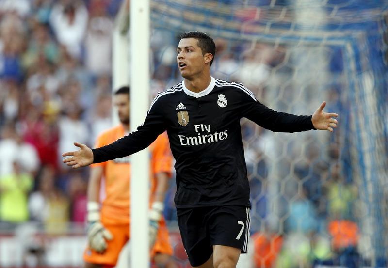 Ronaldo top skorer La Liga 2014-2015 (Foto: reuters)