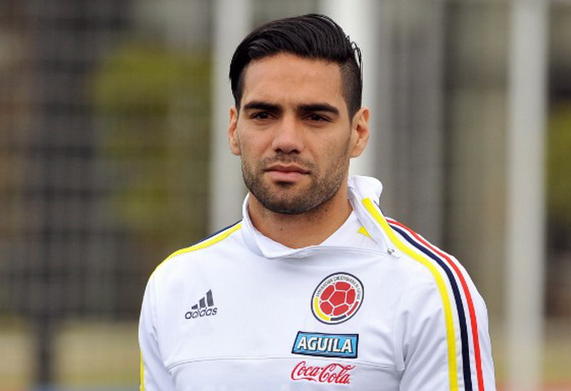 Radamel Falcao (Foto: AFP)