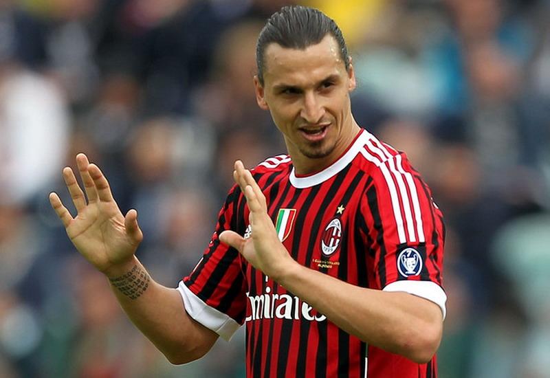 Milan ingin kembali datangkan Ibrahimovic (Foto: AFP)