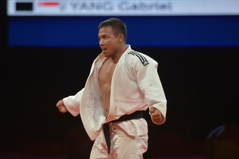 Perolehan Medali Sementara, Indonesia di Bawah Malaysia