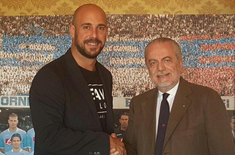 Pepe Reina gabung Napoli (Agen Bola)