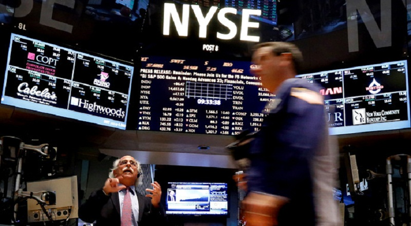 \Yunani Dekati Default, Wall Street Menguat\