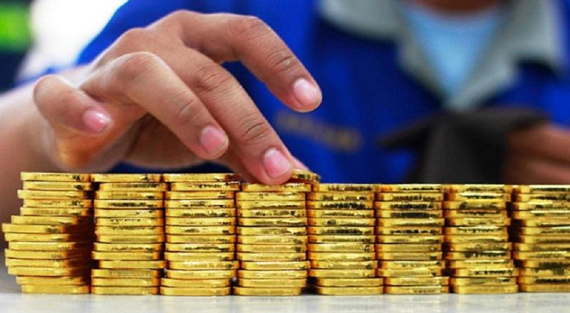 \Penguatan Dolar Kembali Redupkan Emas\
