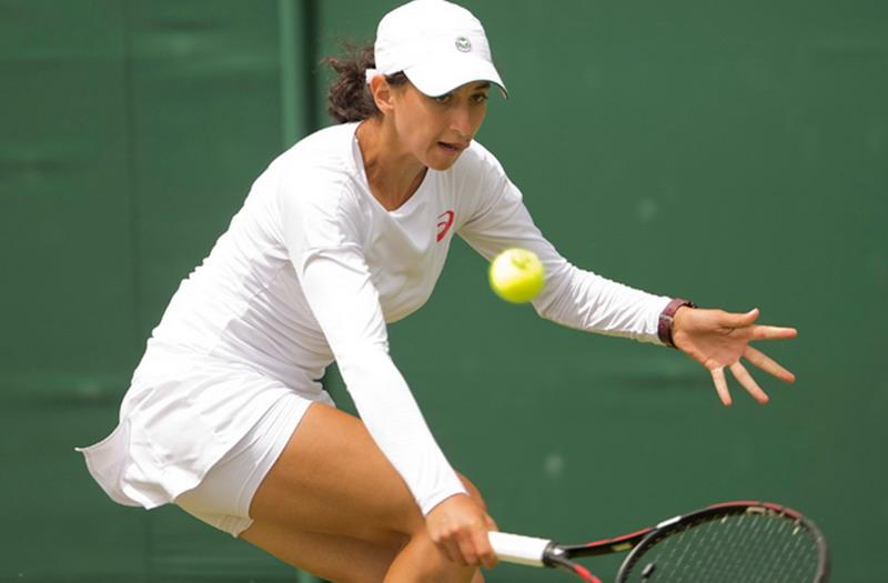 Mimpi Petenis Aljazair di Wimbledon