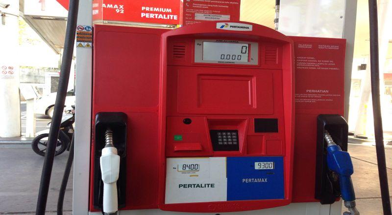 \5.000 Liter Pertalite Tersedia di Tiap SPBU\