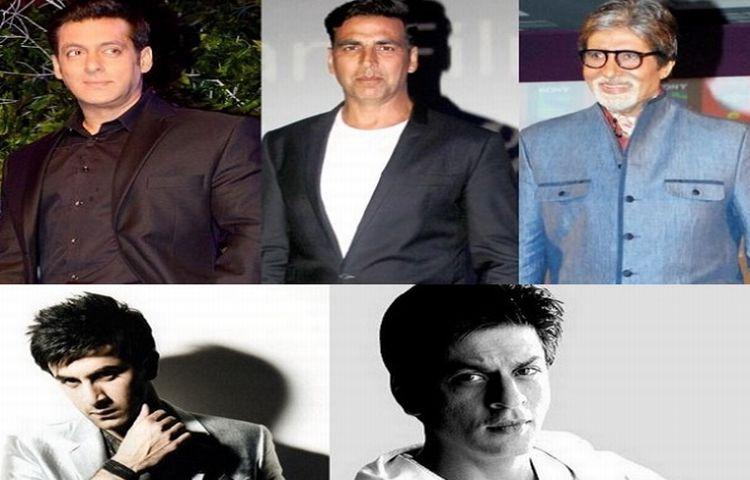 Shah Rukh Khan Tak Lagi No.1 di Bollywood