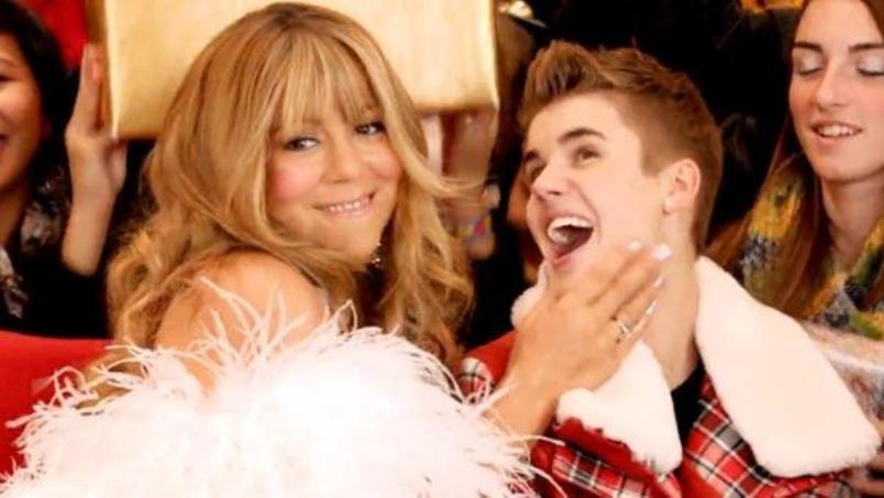 Kolaborasi Mariah Carey dan Justin Bieber Bocor