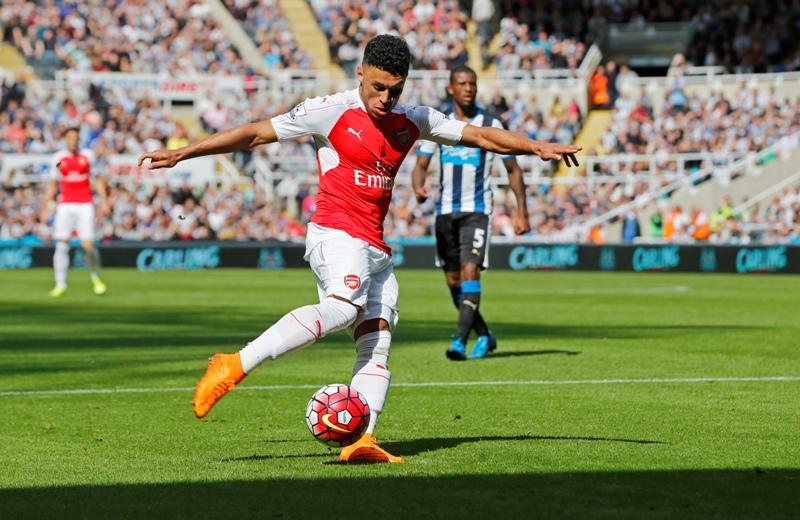 Arsenal Susah Payah Bungkam 10 Pemain Newcastle