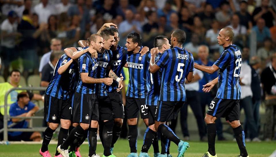 Inter sukses menang di kandang Carpi. (Foto: Facebook resmi Inter Milan)