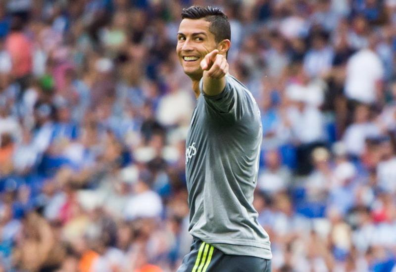 Ronaldo melewati rekor gol Raul di La Liga (Foto: AFP)