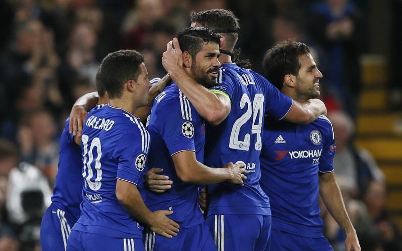 Chelsea menjadi satu-satunya wakil Inggris yang meraih kemenangan. (Foto: REUTERS/Stefan Wermuth)