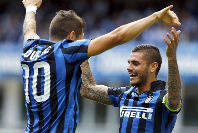 Inter Milan (Foto: Reuters/Stefano Rellandini)