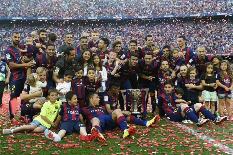Barcelona bisa keluar dari La Liga.