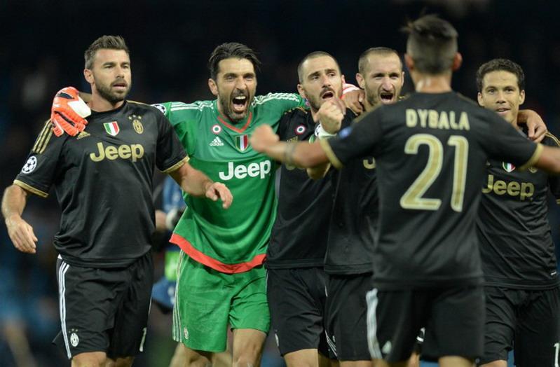 Juventus harus bangkit.