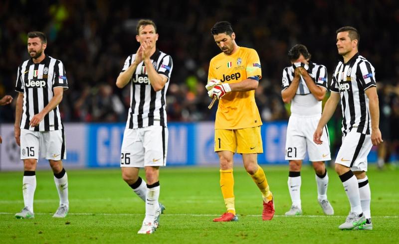 Sepakbola Italia yang gila dinilai sebagai penyebab hasil buruk Juve