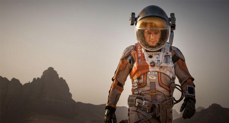 Movie Review: The Martian, Ketika Manusia Bertahan Hidup di Mars