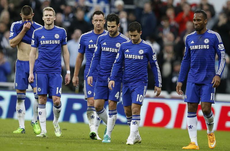 Babak I: Chelsea 1-1 Southampton.