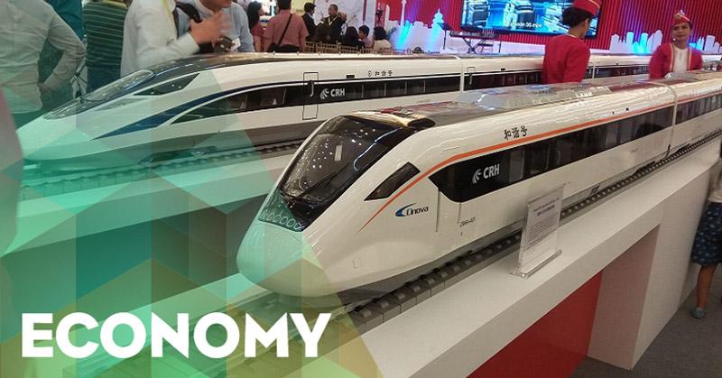 \Kereta Cepat Jakarta-Bandung di Depan Mata\