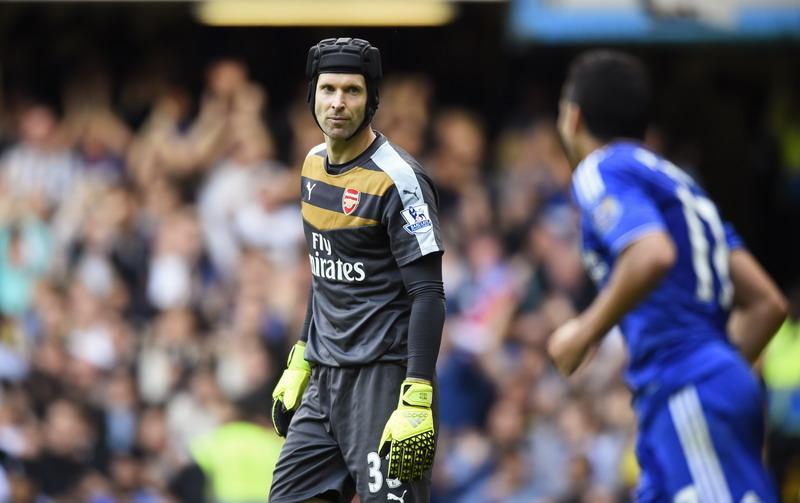 Cech didatangkan, karena kiper pengalaman dibutuhkan Arsenal (Foto: Dylan Martinez/Reuters)