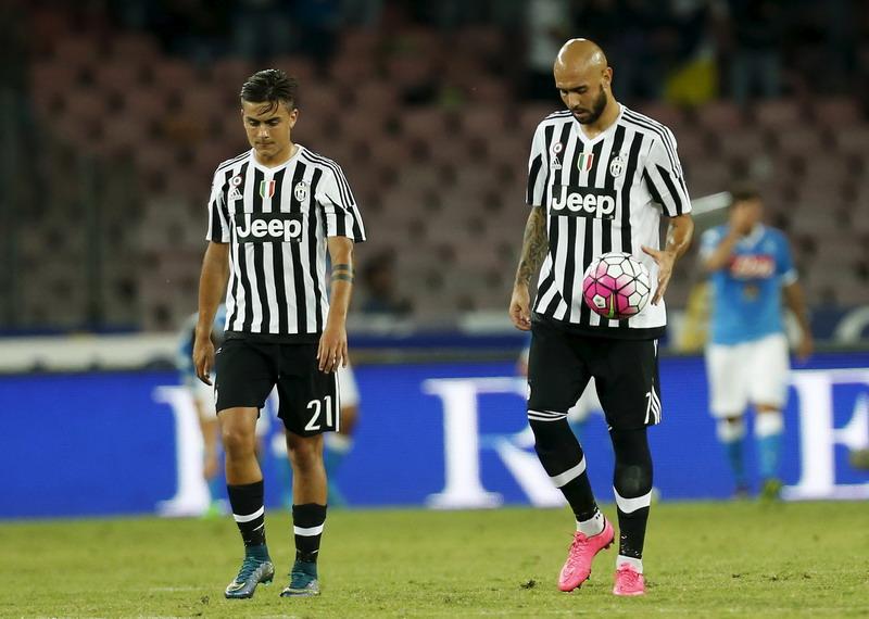 Juve gagal raih Scudetto jika dikalahkan Inter. (Foto: REUTERS/Ciro De Luca)