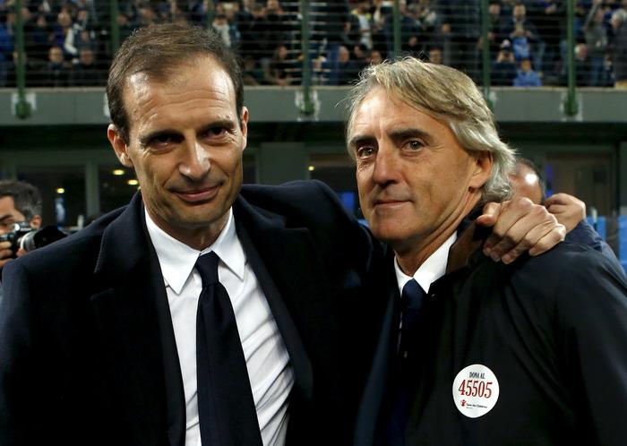 Roberto Mancini (Reuters/ Alessandro Garofalo)