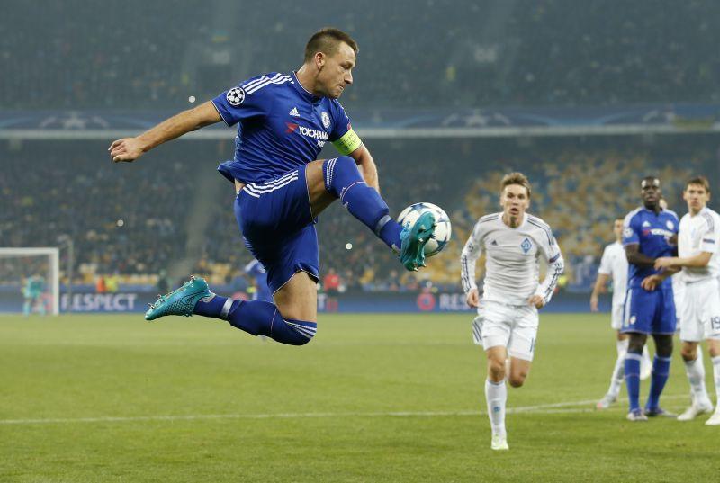 Terry optimistis Chelsea atasi Kiev.