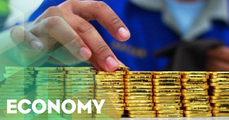 \Harga Emas Tertekan Penguatan Dolar AS\