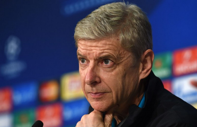 Arsene Wenger (Foto: AFP/ Chirstof Stache)