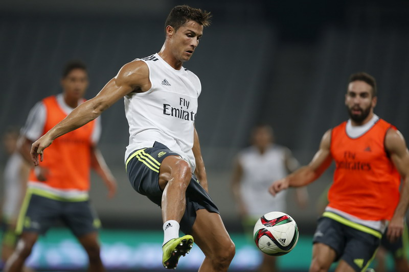 Ronaldo diisukan jalin komunikasi dengan Blanc