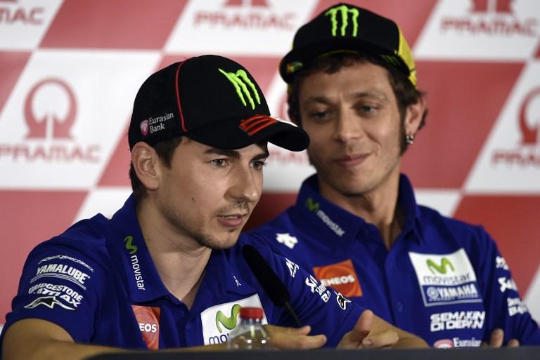 Pujian Lorenzo untuk Rossi