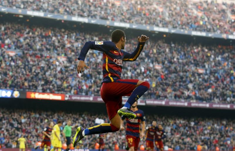 Neymar pemain unik dan spesial milik Barcelona