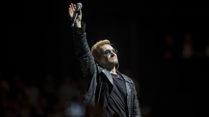 Bono 'U2'. (Foto: Variety)