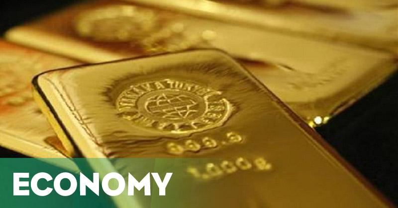 \Data Ekonomi AS Negatif, Harga Emas Naik\