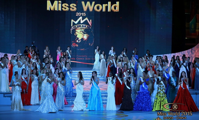 Maria Harfanti Jadi Miss World Asia 2015 #BanggaMissIndonesia