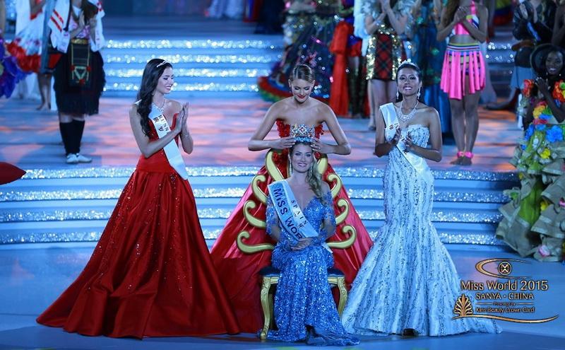 Juara 3 Miss World, Ini Ungkapan Hati Maria Harfanti #BanggaMissIndonesia