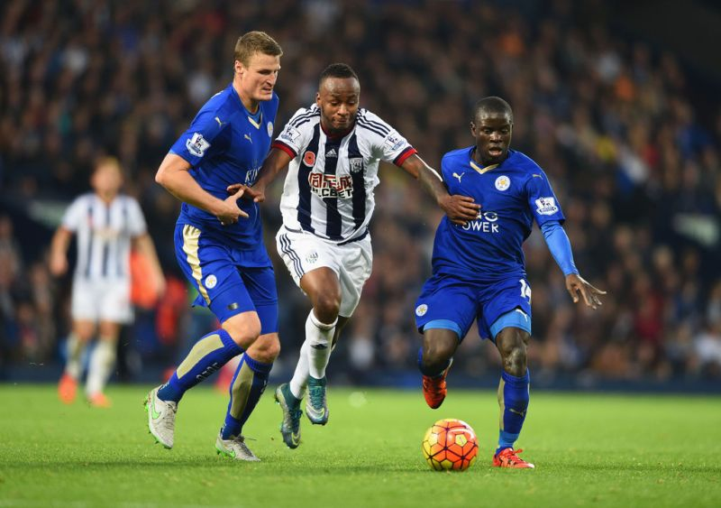 Berahino (Foto: Getty Images/Ross Kinnard)