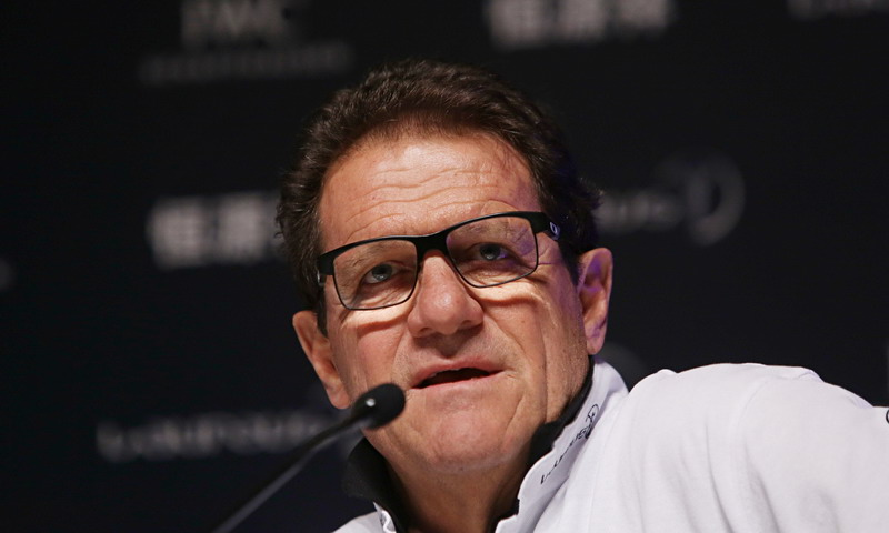 Fabio Capello / foto: The Guardian