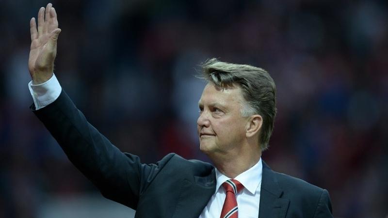 Van Gaal takkan pergi dari United (Foto: AFP)