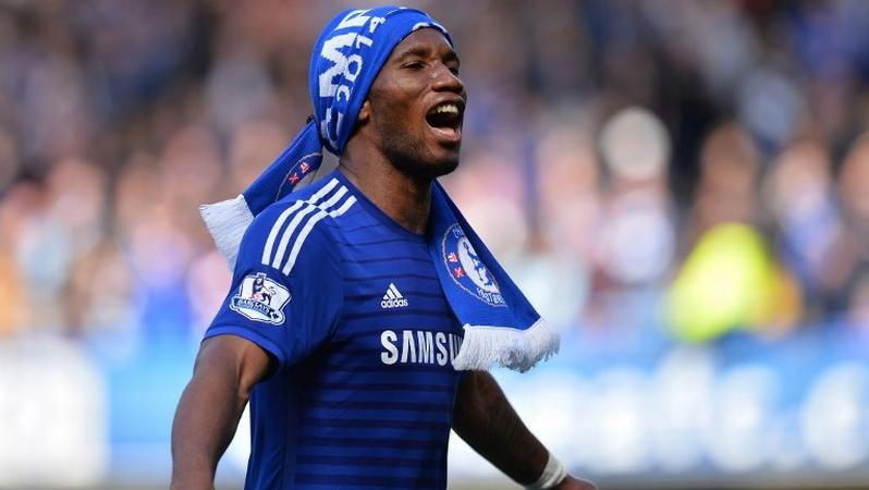 Drogba selangkah lagi ke Chelsea (Foto: AFP)