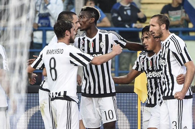Juventus dijagokan raih Scudetto. (Foto: AFP/Andreas Solaro)