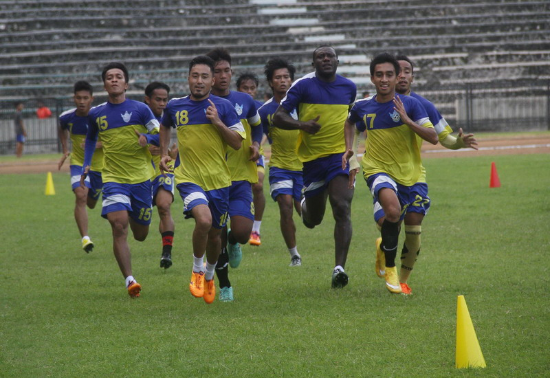 Manajemen berupaya untuk selalu memenuhi keinginan para pemain Persegres Gresik United (Foto: Antara)