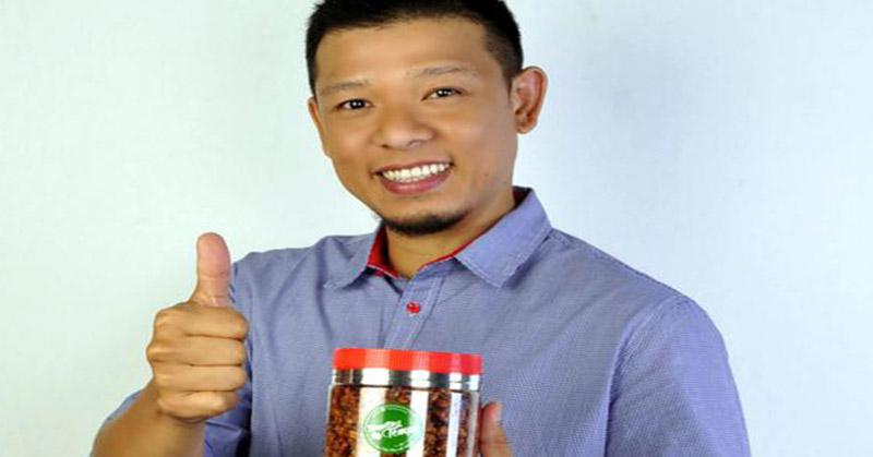 Juara Asian Idol Buka Usaha Kuliner Tempe