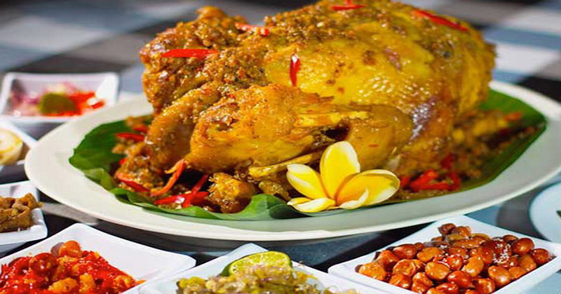 Resep Spesial Pulau Dewata Ayam Betutu