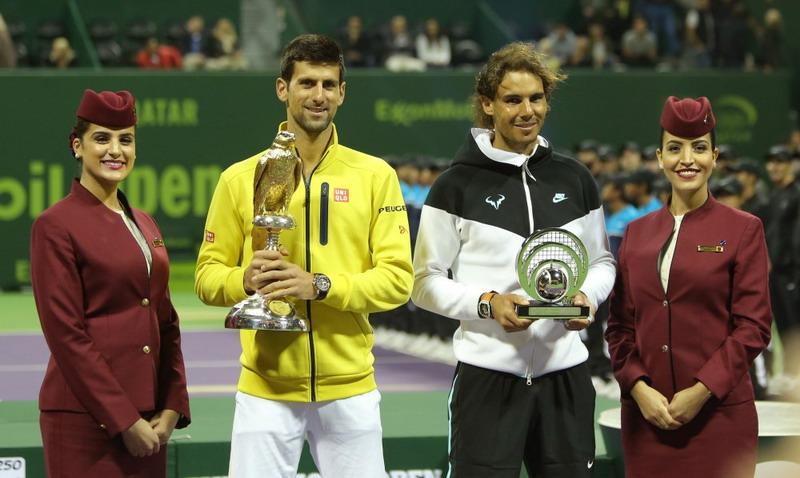 Tak Berdaya di Partai Puncak, Nadal Angkat Topi pada Djokovic